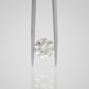 3.38 Carat Round Brilliant E SI2 Natural Certified Loose Diamond - Best Brilliance