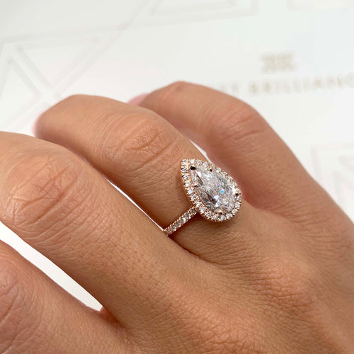 The Sophia Engagement Ring (2.5 Carat)