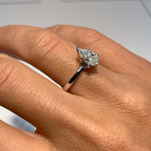 The Adaline Engagement Ring (1 Carat)