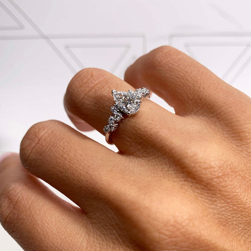 The Mabel Engagement Ring (1.25 Carat)