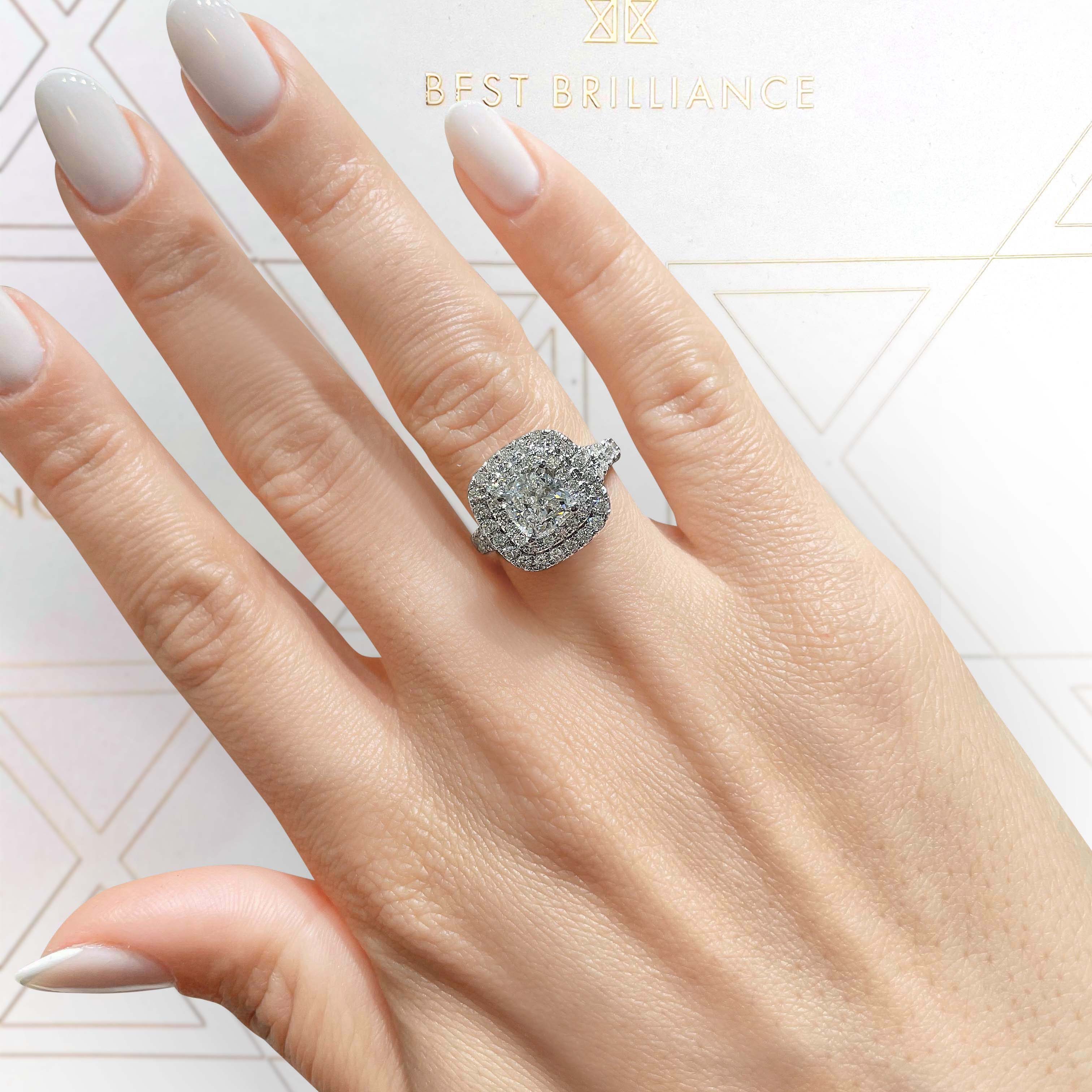 The Tina Engagement Ring (2.5 Carat)