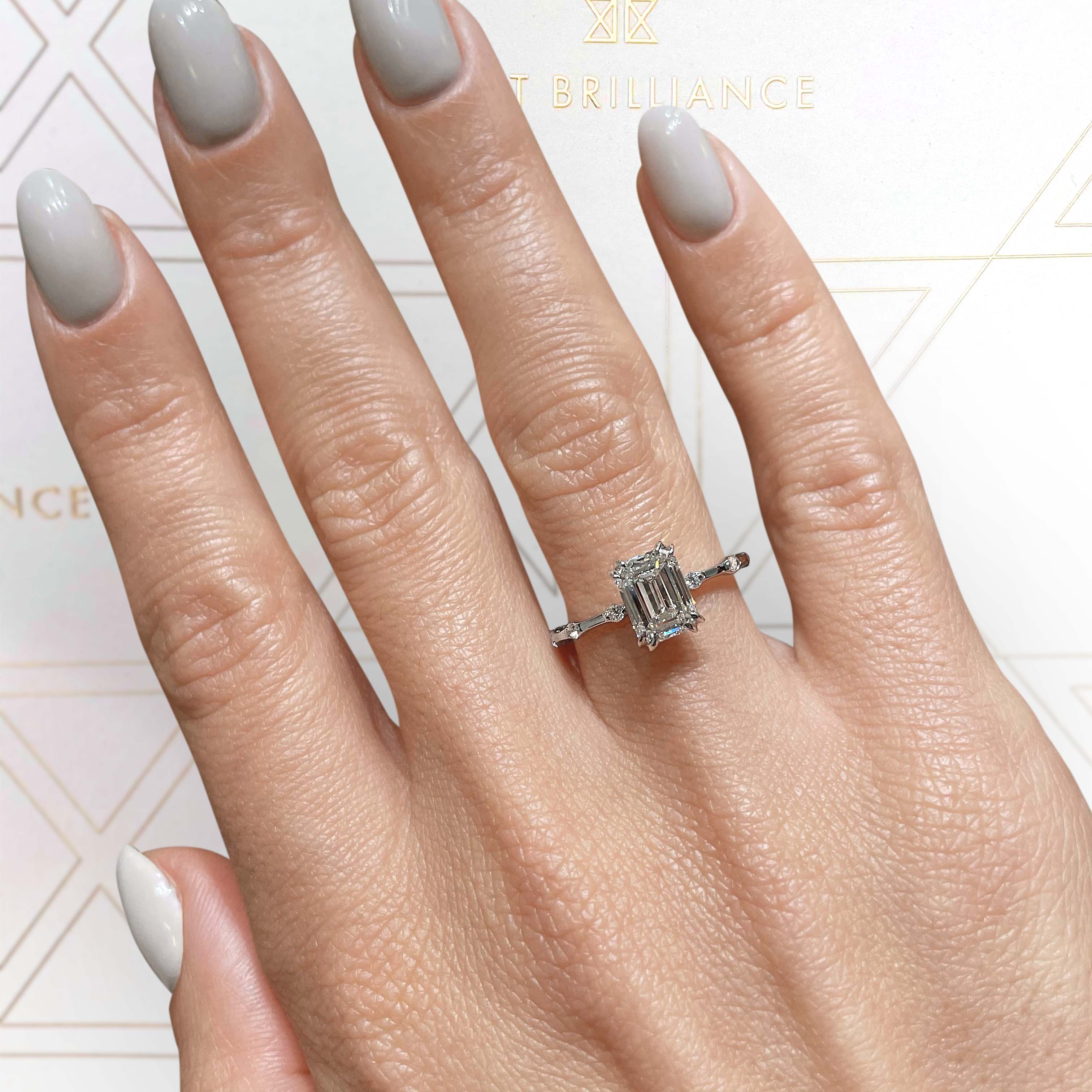 The Wilma Engagement Ring (1.65 Carat)