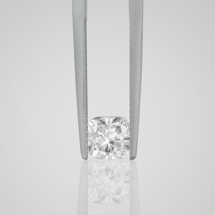 1.00 Carat Cushion G SI1 Natural Certified Loose Diamond - Best Brilliance