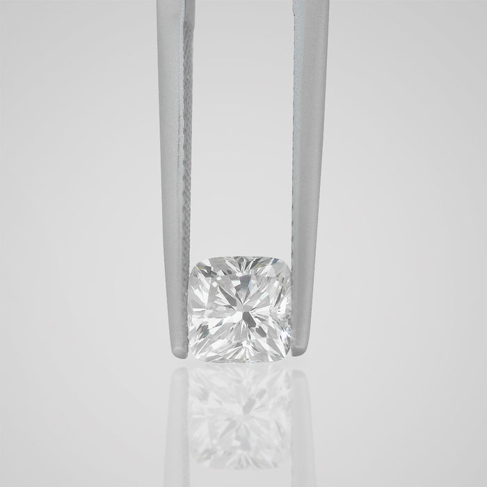 1.01 Carat Cushion D VS1 Natural Certified Loose Diamond - Best Brilliance