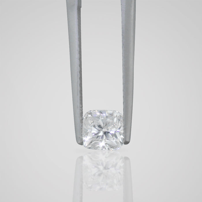 1.01 Carat Cushion D SI1 Natural Certified Loose Diamond - Best Brilliance