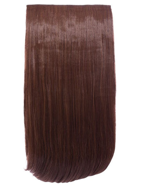 Envy 3 Weft Straight 22″-24″ Hair Extensions in Auburn