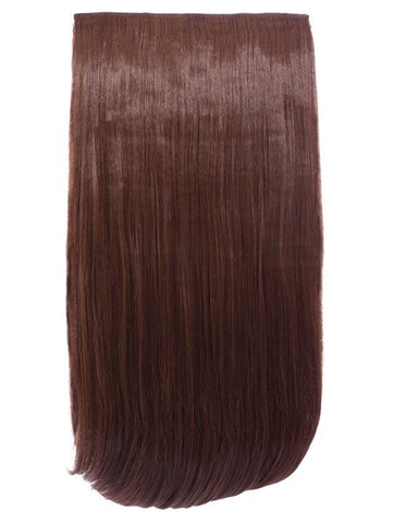 Envy 3 Weft Straight 22″-24″ Hair Extensions in Auburn - Pretty Rebel