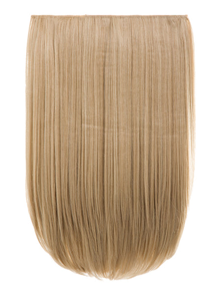 Dolce 1 Weft 18″ Straight Hair Extensions In California Blonde