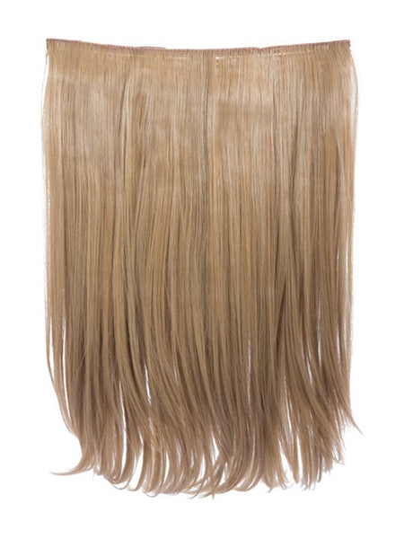 Dolce 1 Weft 18″ Straight Hair Extensions In Caramel Blonde, Prettyrebel.com