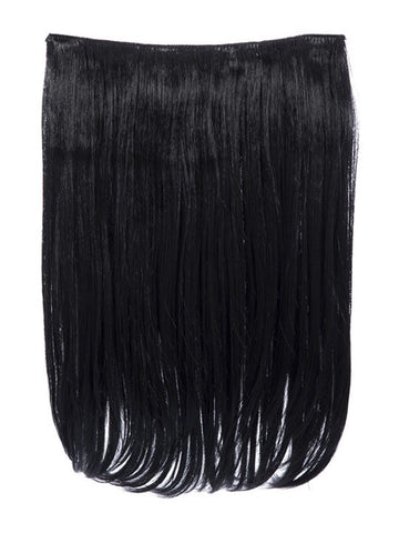 Dolce 1 Weft 18″ Straight Hair Extensions In Natural Black, Prettyrebel.com