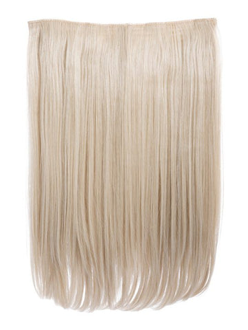 Dolce 1 Weft 18″ Straight Hair Extensions In Light Golden Blonde
