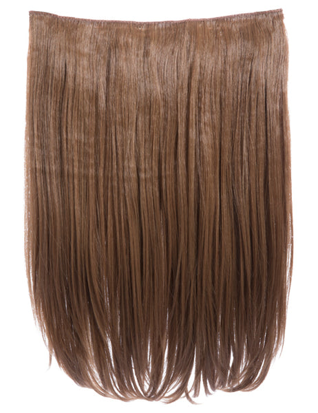 One Piece Straight Clip In Extension - DOLCE