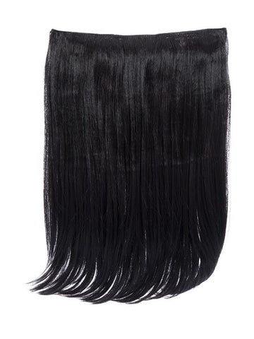 Dolce 1 Weft 18″ Straight Hair Extensions In Raven, Prettyrebel.com