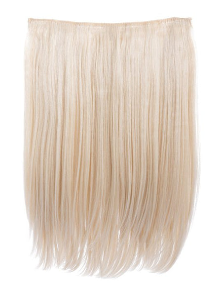 Dolce 1 Weft 18″ Straight Hair Extensions In Light Blonde - Pretty Rebel