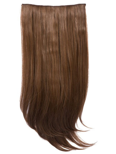 Envy 3 Weft Straight 22″-24″ Hair Extensions in Golden Brown