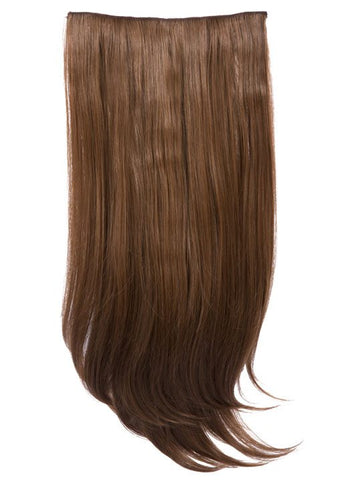 Envy 3 Weft Straight 22″-24″ Hair Extensions in Golden Brown - Pretty Rebel