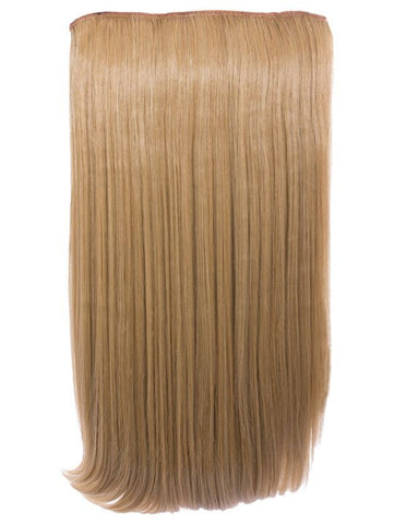 Envy 3 Weft Straight 22″-24″ Hair Extensions in Caramel Blonde - Pretty Rebel