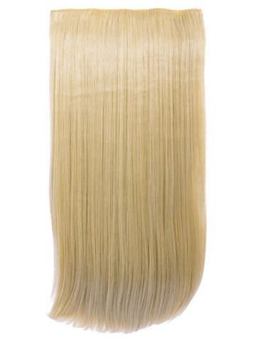 Envy 3 Weft Straight 22″-24″ Hair Extensions in Light Golden Blonde, Prettyrebel.com
