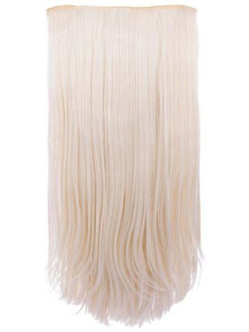 Envy 3 Weft Straight 22″-24″ Hair Extensions in Bleach Blonde - Pretty Rebel