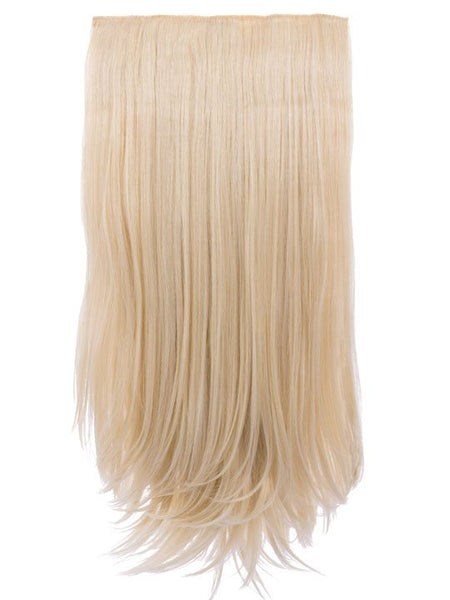 Envy 3 Weft Straight 22″-24″ Hair Extensions in Light Blonde, Prettyrebel.com