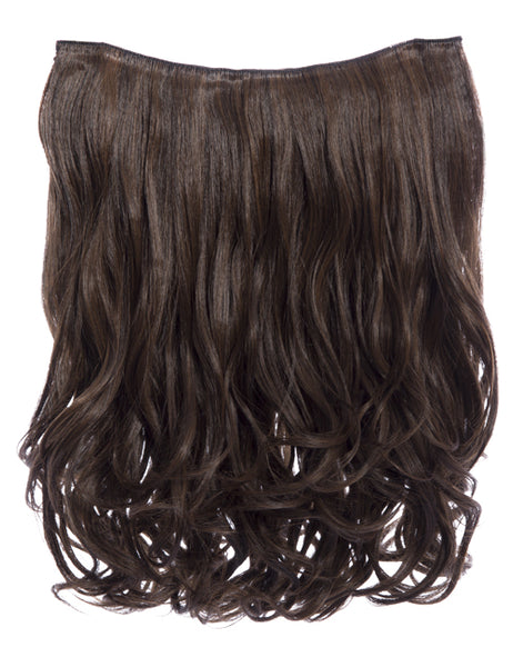 One Piece Curly Clip In Extension - G003