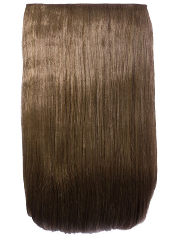 Lorna 1 Weft Straight 24″ Hair Extensions In Harvest Blonde