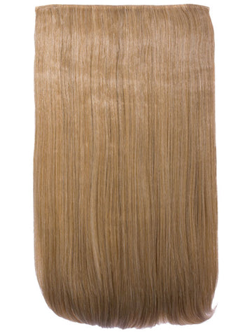 Lorna 1 Weft Straight 24″ Hair Extensions In Honey Blonde