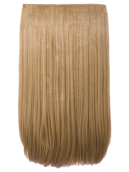 Lorna 1 Weft Straight 24″ Hair Extensions In Golden Blonde