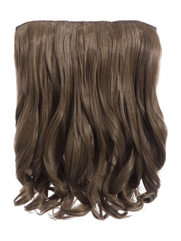 Rosie 1 Weft 16″ Curly Hair Extensions In Harvest Blonde