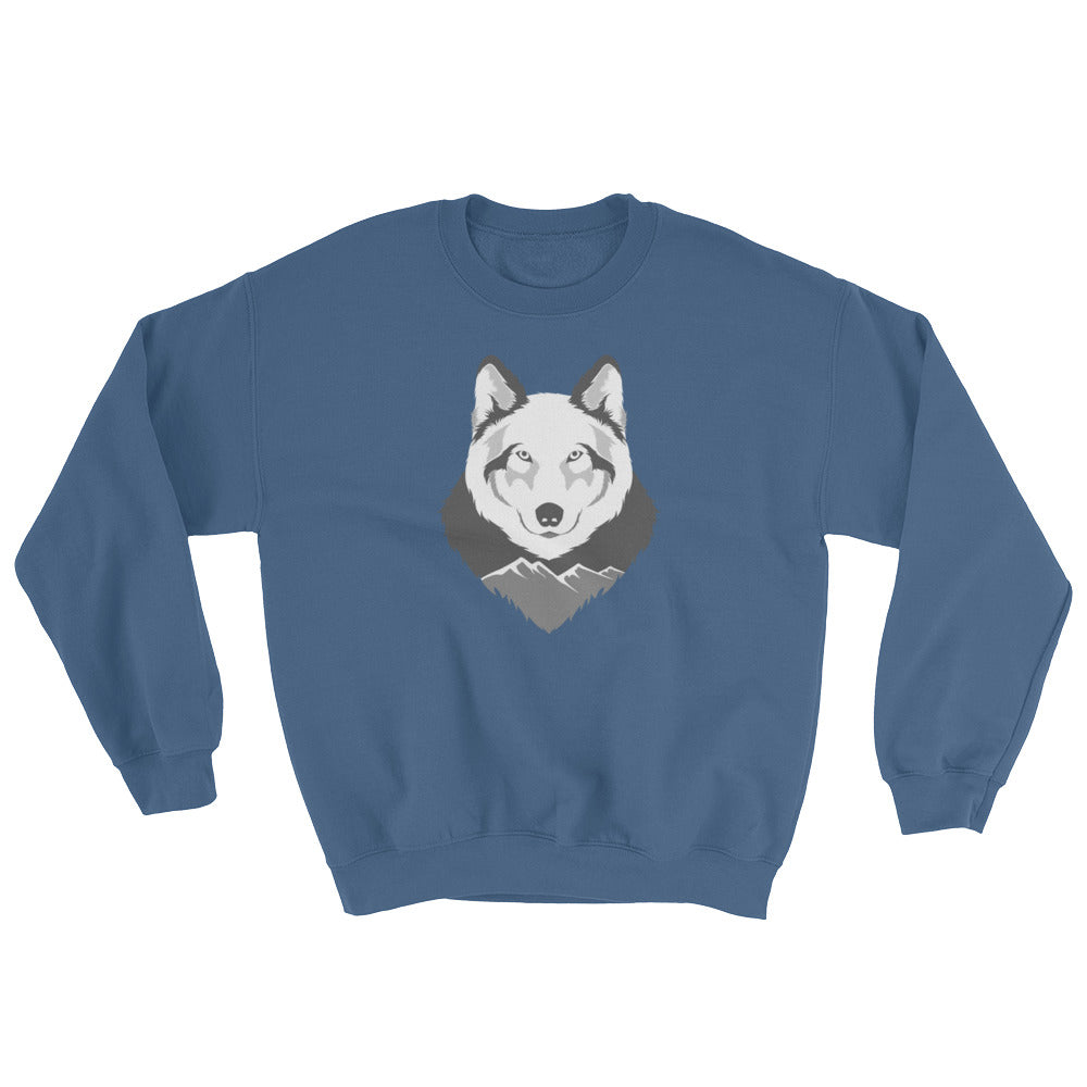 Wolves Matter Crew Neck Sweater