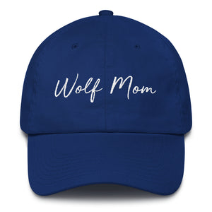 Wolf Mom Soft Hat