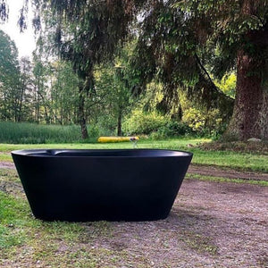 LIGHT TUB black