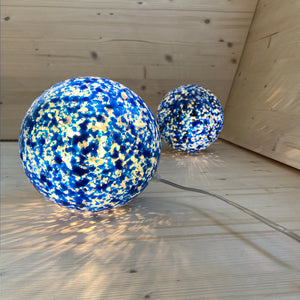Blue Moon table lamp