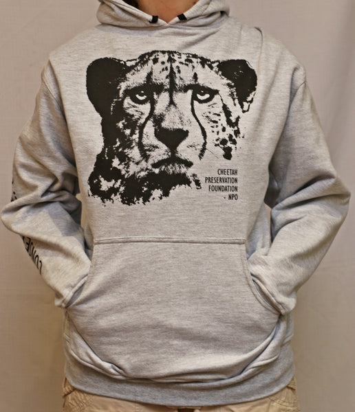 Cheetah Preservation Foundation Hoodie - Adult