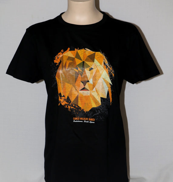 Lion Block T-Shirt