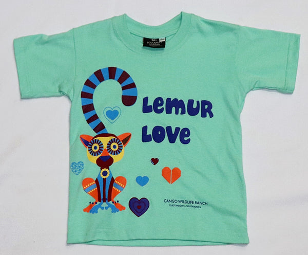Lemur Love Kids TShirt