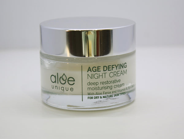 Skincare - Age Defying Night Cream - 50ml