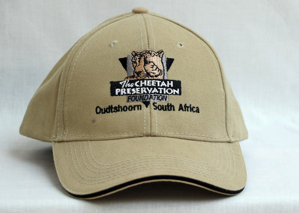 Cheetah Preservation Foundation Sandwich Cap