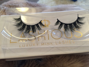 u2018Duchessu2019 Lashes - Lashious Mink Luxury