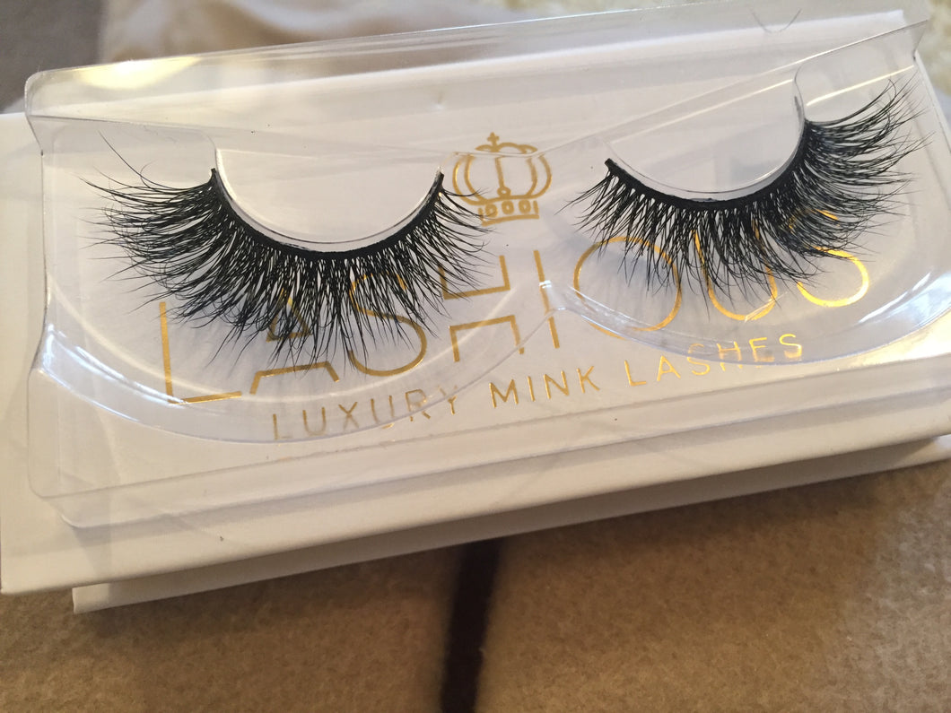 'Royalty' Lashes - Lashious Lashes