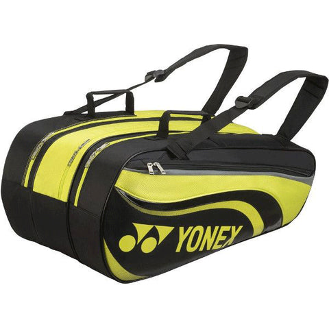 Yonex Active Racket 9X Bag Black⁄Yellow