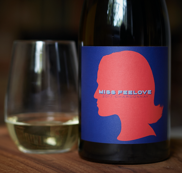 2017 Miss FeeLove Chardonnay x6 bottles **PRICE DISCOUNTED 25%**