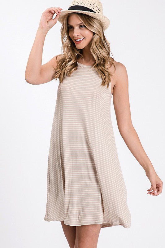 BEACH BUM DRESS