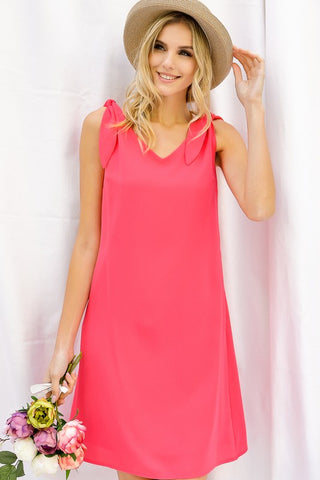 SNEAK A KISS DRESS