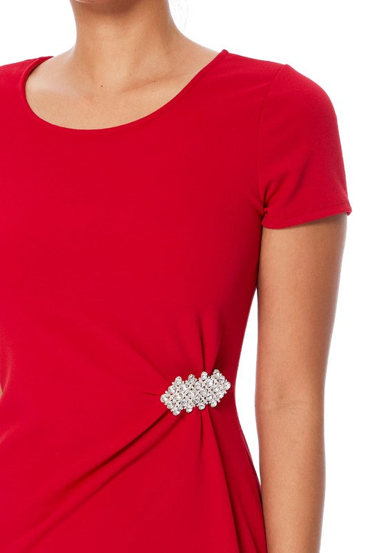 THE BLING RING HOLIDAY DRESS