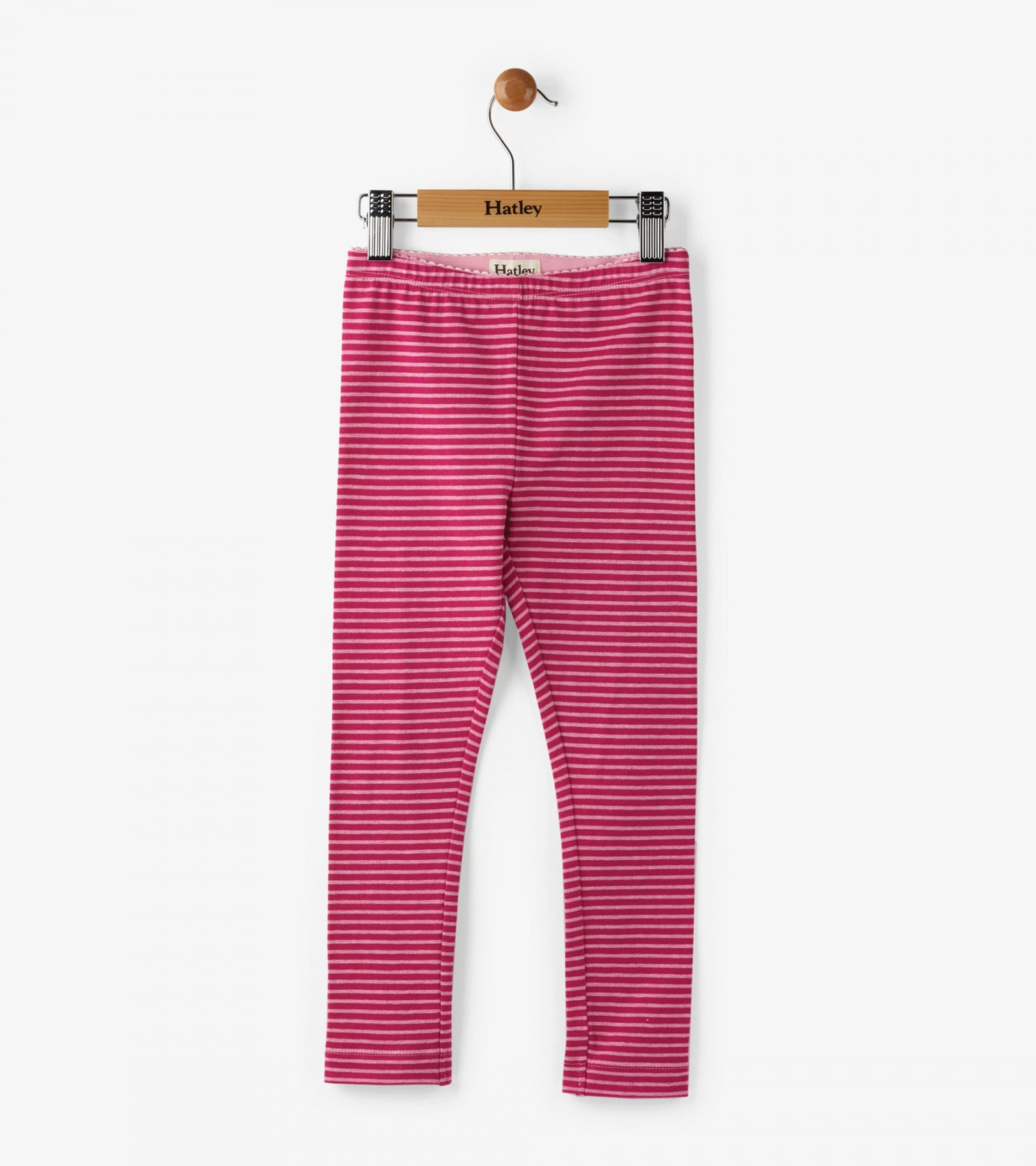 Candy Stripes Printed Leggings