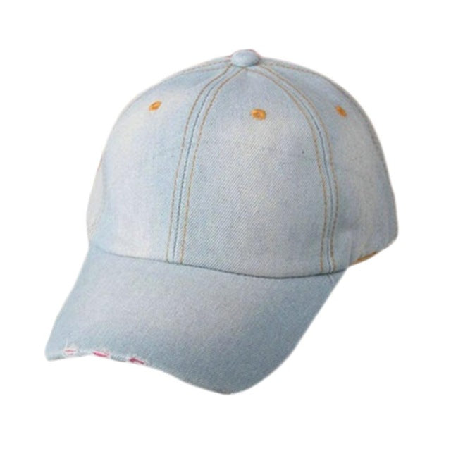 Casquette Denim - Calipstore