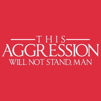Aggression Text