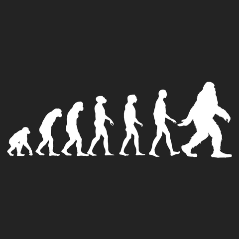 Bigfoot Evolution