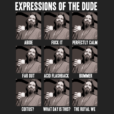 Dude Expressions